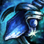 Sapphire Mithril Earring (Rare).png