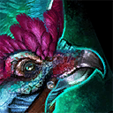 Mini Resplendent Avialan Raptor.png