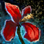 Preserved Red Iris Flower.png