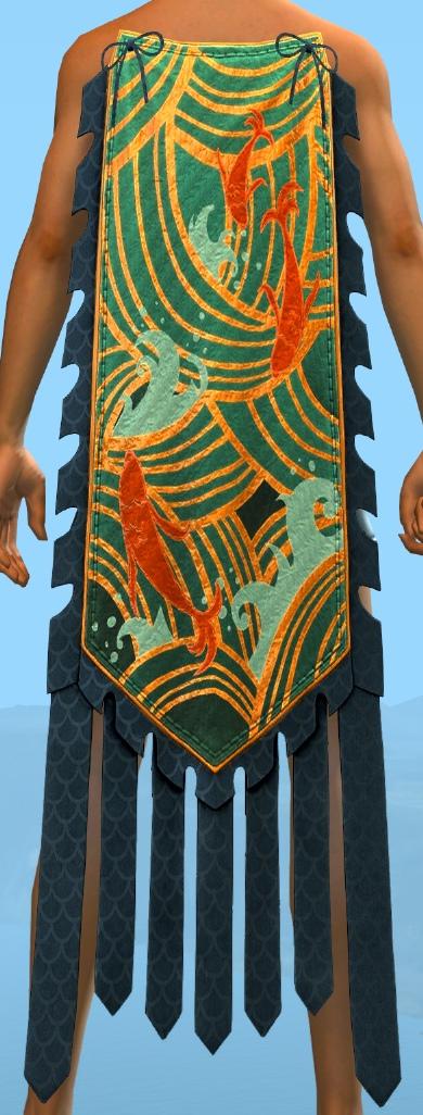 Capa de Mosaico de Shing Jea