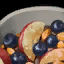 Bowl of Blueberry Apple Compote.png