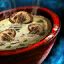 Bowl of Fancy Creamy Mushroom Soup.png
