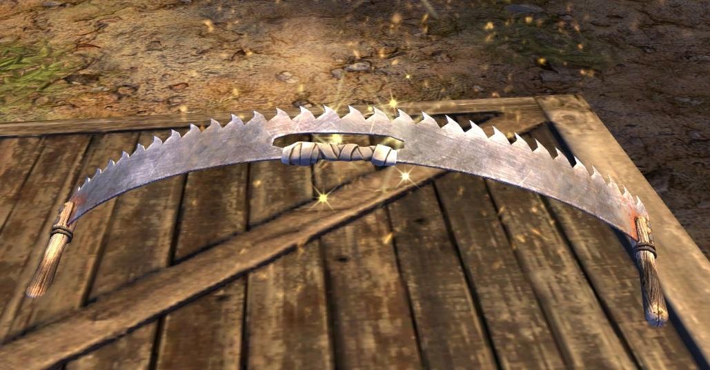 Rusty Saw - Guild Wars 2 Wiki (GW2W)