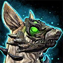 Mini Green Jackal Pup.png