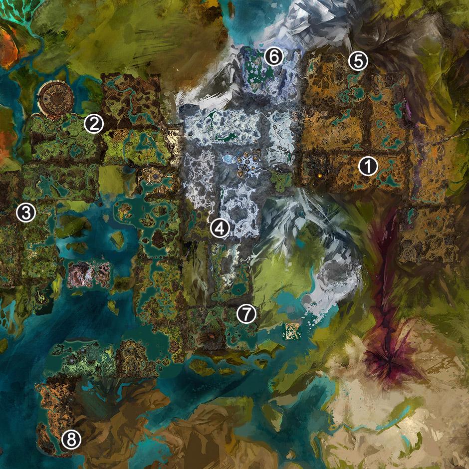 Dungeon Guild Wars 2 Wiki Gw2w