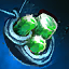Emerald Mithril Amulet (Rare).png