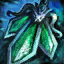 Emerald Mithril Earring (Rare).png