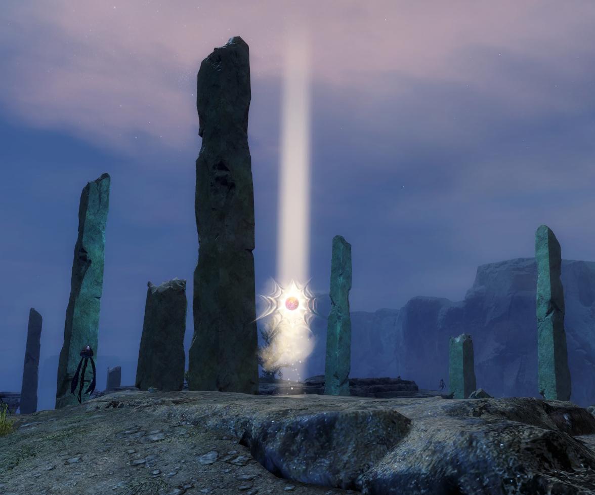 Elon Riverlands Insight: Heroes' Overlook - Guild Wars 2