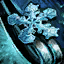 Snowflake Mithril Earring (Rare).png
