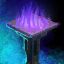 Brawling Obstacle- Purple Torches.png