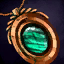 Malachite Copper Amulet.png