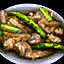Bowl of Mushroom and Asparagus Risotto.png