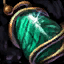 Malachite Copper Stud.png