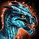 Mini Blue Raptor Hatchling.png
