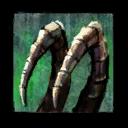 Démon squelette