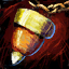 Candy Corn Gold Amulet (Rare).png