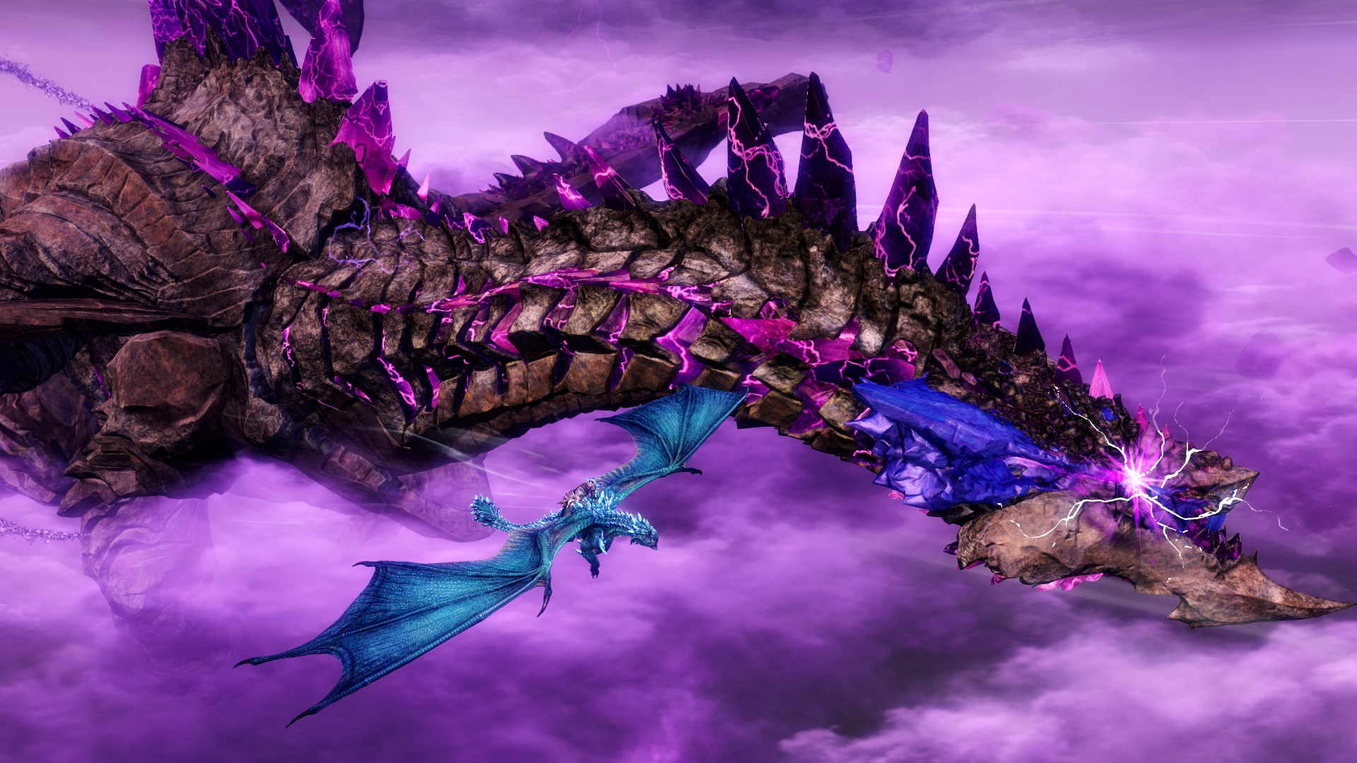 Path of Fire Elder Dragon