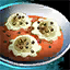 Plate of Peppered Clear Truffle Ravioli.png