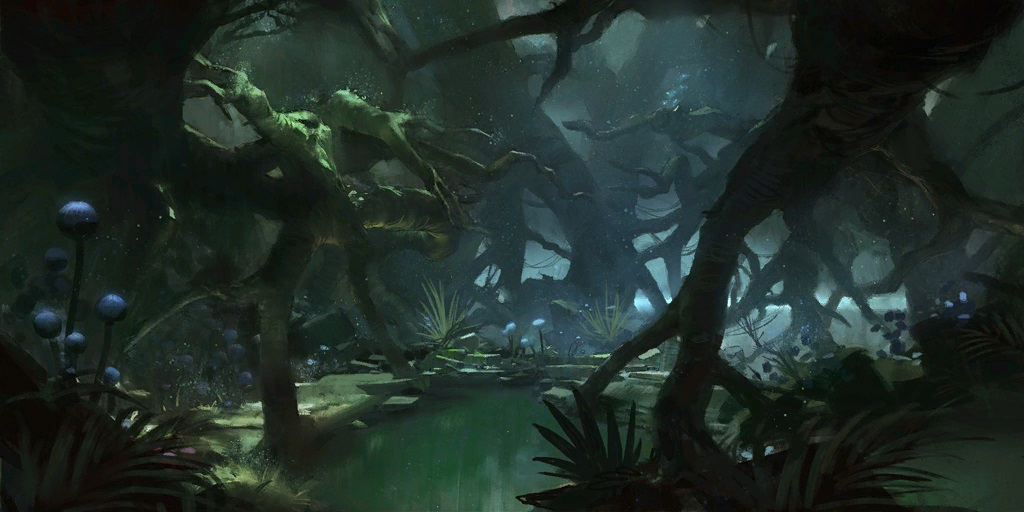 Tangled Depths Guild Wars 2 Wiki Gw2w
