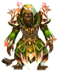Flamekissed armor charr male front.jpg