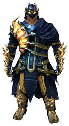Flame Legion armor (medium) norn male front.jpg