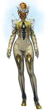 Gem Aura Outfit - Guild Wars 2 Wiki (GW2W)