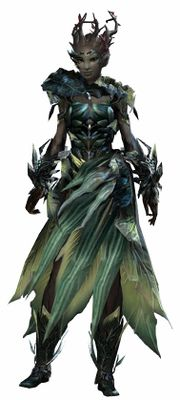 dryad armor guild wars 2 wiki gw2w