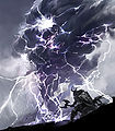 Lightning elemental 01 concept art (Lightning elemental).jpg