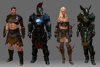 Heavy armor - Guild Wars 2 Wiki (GW2W)