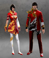 Ancestral Outfit - Guild Wars 2 Wiki (GW2W)