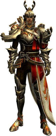 Champion of Tyria Outfit - Guild Wars 2 Wiki (GW2W)