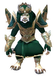 Glorious armor (light) charr female front.jpg