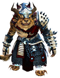 Barbaric armor charr male front.jpg