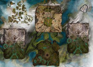 Guild Wars 1 World Map.World Versus World Guild Wars 2 Wiki Gw2w