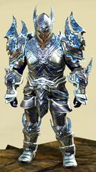 Mistforged Glorious Hero's armor (heavy) norn male front.jpg