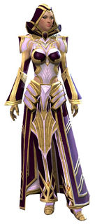 Priory's Historical armor (light) human female front.jpg