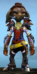Mistforged Triumphant Hero's armor (medium) asura female front.jpg
