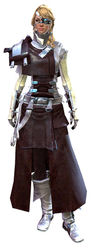 Leather armor human female front.jpg