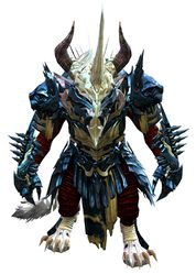 Dreadnought armor charr female front.jpg