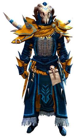 Dry Bones Armor Guild Wars 2 Wiki Gw2w