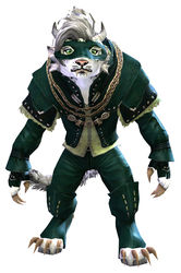Ascalonian Performer armor charr female front.jpg