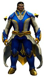 Experimental Envoy armor (light) norn male front.jpg