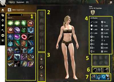 Equipment - Guild Wars 2 Wiki (GW2W)