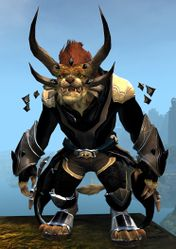 Refined Envoy armor (light) charr male front.jpg
