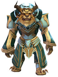 Priory's Historical armor (light) charr male front.jpg