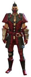 Rawhide armor human male front.jpg