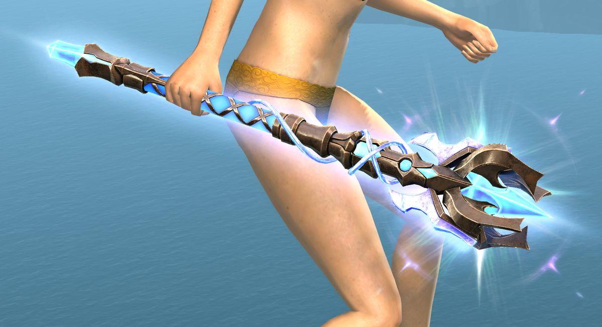 Mythic Scepter Skin Guild Wars 2 Wiki Gw2w