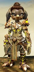 Warbeast armor (medium) asura female front.jpg