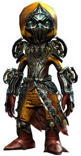 Bladed Armor Light Guild Wars 2 Wiki Gw2w