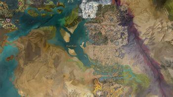 Elon River - Guild Wars 2 Wiki (GW2W) Quartz Crystal Gw2